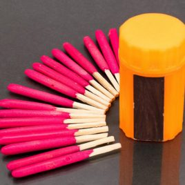 Waterproof Windproof Emergency Survival Matches