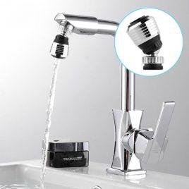 360 Rotate Swivel Water Saving Faucet Adapter